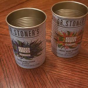 Dr. Stoner's Aluminum Cups (2)